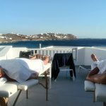 CL Mykonos Spa Massage
