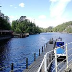Loch Katrine (boat tours available)
