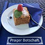 Prager Botschaft Restaurant Foto