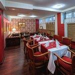Legendarna Restauracja Kameralna - wystrój