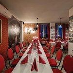 Legendarna Restauracja Kameralna - wnętrze
