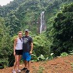 Diamante Verde waterfall