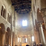 Serenity and peace of Abbazia di Sant'Antimo