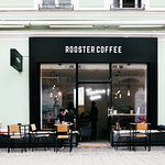 Rooster Coffee Foto