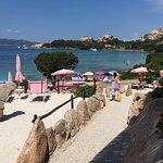 Foto de Spiaggia della Cala Li Mucchi Bianchi