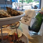 Foto de The Seafood Bar Spui