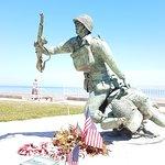 Praia de Omaha Beach O Dia D....