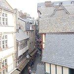 Le Mont Saint Michel Região da Normandia. Passeio imperdível...