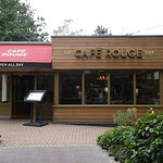 Cafe Rouge entrance