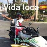 The dream life in Marbella !!
