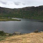 伊斯达勒冰斗湖照片
