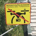 No drones!