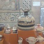 W Muzeum Archeologicznym Koryntu