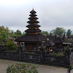 Templazo en Bali