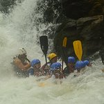 Amazing White Water Rafting Trip