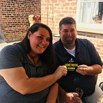 On honeymoon with Brewtown Tours at Half Moon Brewery