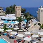 Foto de Lindos Royal Hotel
