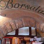 Pizza Borsalino foto