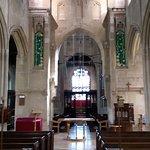 St. Mary's Fairford nave