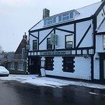 Snowy Alnmouth