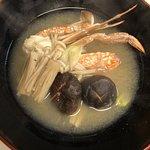 Kani Miso Soup 2