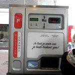 Máquina de trocos