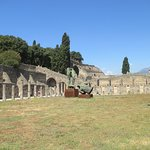 Foto van Pompei (moderna)