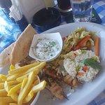 Фотография Maistrali Beach Restaurant