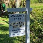 Castle Golf resmi