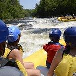 MKC Rafting on the Madawaska River