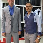 To because nice suit need quality Fabrice and cut..