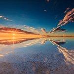 Foto van Salar de Uyuni