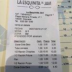 Zdjęcie La Esquinita de Javi