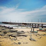 Rock beach Pondicherry
