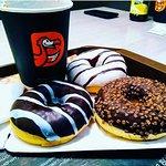 Пончики)