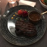 AAA Angus Fillet Steak with Beef Jus
