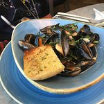 excellent mussels