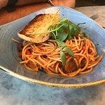 Spicey spaghetti