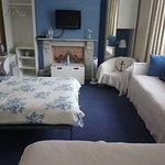 Family en-suite ground floor room