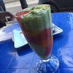 juice (it's a real thing in ethiopia, awesome!)