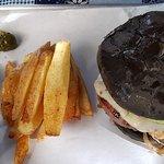 Amelia's burger