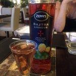 Maltese prickly-pear liqueur