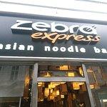 Photo of Zebra Express