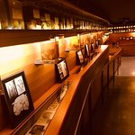 the Cushing Center displays