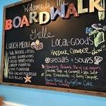 Foto de The Boardwalk Grille