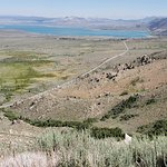 Mono Lake Vista Point, Mono County, CA, June 2018