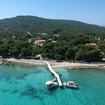 Blue lagoon - Day tour from Trogir Croatia