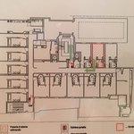 Room plan - 2nd floor