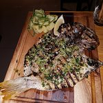 Grilled fish was to die for!!!