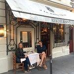 Wonderful meal in Paris!